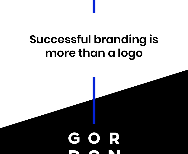 Branding more than a logo graphic